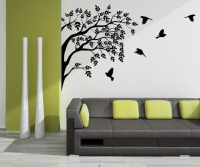 designs on the walls